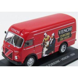 1/43 OM LEONCINO FURGONE - VENCHI - 1954