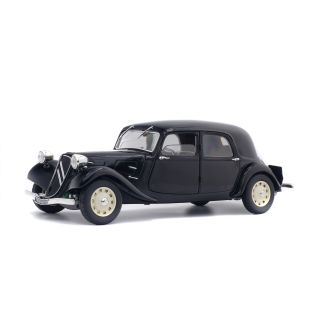 1/18 CITROEN TRACTION 11B - NOIR - 1937