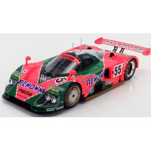 1/18 MAZDA 787 B - Winner 24H Le Mans 1991