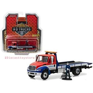 1/64 INTERNATIONAL DURASTAR FLATBED 2013 HEAVY DUTY SERIES 12