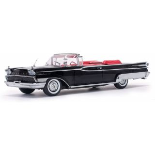 1/18  1959 MERCURY PARK LANE OPEN CONVERTIBLE