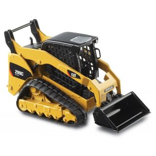 1/32 CATERPILLAR 299C COMPACT TRACK LOADER