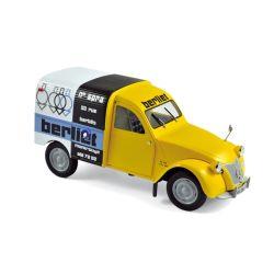 1/18 CITROEN 2CV FOURGONNETTE 1956 ''Berliet''