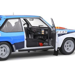 1/18 FIAT 131 ABARTH-RALLYE DE MONTE-CARLO 1980-#10 W.Rohrl