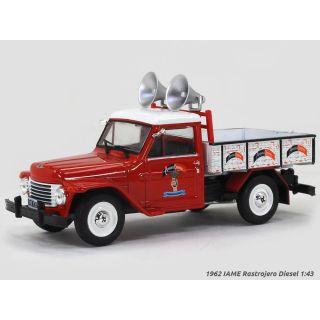 1/43 IAME Rastrojero Diesel - Amargo Obrero (1962)
