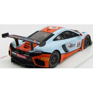 1/18 2013 McLaren 12C GT3 24 Hours of Spa #69