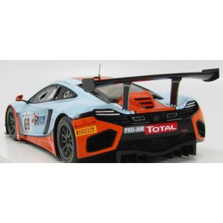 1/18 2013 McLaren 12C GT3 24 Hours of Spa #69