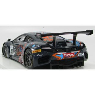 1/18 2013 McLaren 12C GT3 24 Hours of Spa #88