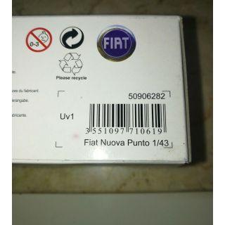 1/43 FIAT NUOVA PUNTO
