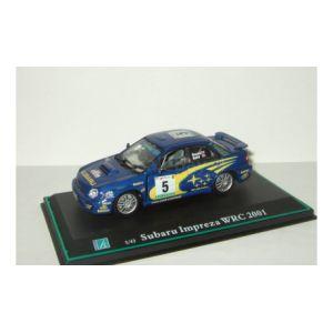 1/43 SUBARU IMPREZA WRC 2001