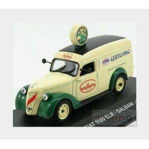 1/43 FIAT 1100 ELR-GALBANI - 1951