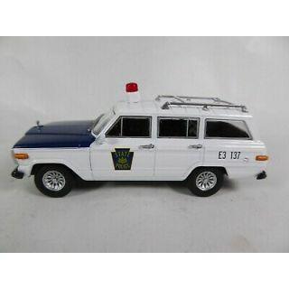 1/43 JEEP WAGONEER Pennsylvania Police