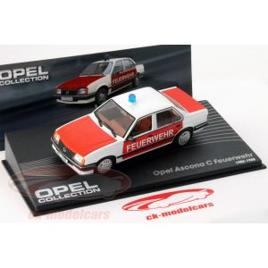 1/43 OPEL ASCONA C Feuerwehr 1982-1988